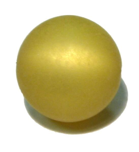 Polaris Kugel, matt, hell oliv, 10mm
