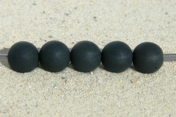 Polaris Kugel, matt, schwarz, 10mm