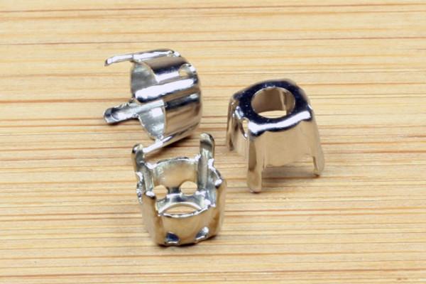 Aufnähkessel für SWAROVSKI® ELEMENTS Chaton 1028 ss39 (8mm)