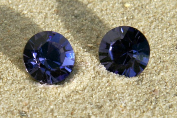 SWAROVSKI® ELEMENTS Chaton 1028 ss29, Tanzanite, 6mm