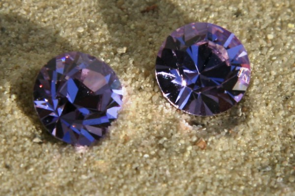 SWAROVSKI® ELEMENTS Chaton 1028 ss39, Violet, 8mm
