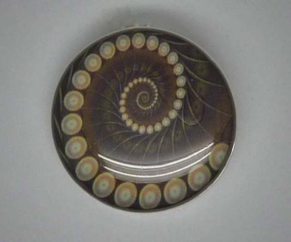 Druckknopf, Spirale, ca. 20mm